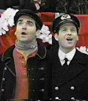 Thanksgiving Day Parade, Martin with Brian d'Arcy James