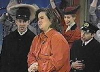 Rosie O'Donnell Show Appearance